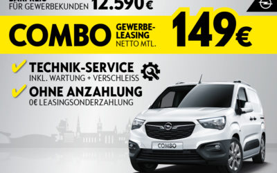 Der Opel Combo