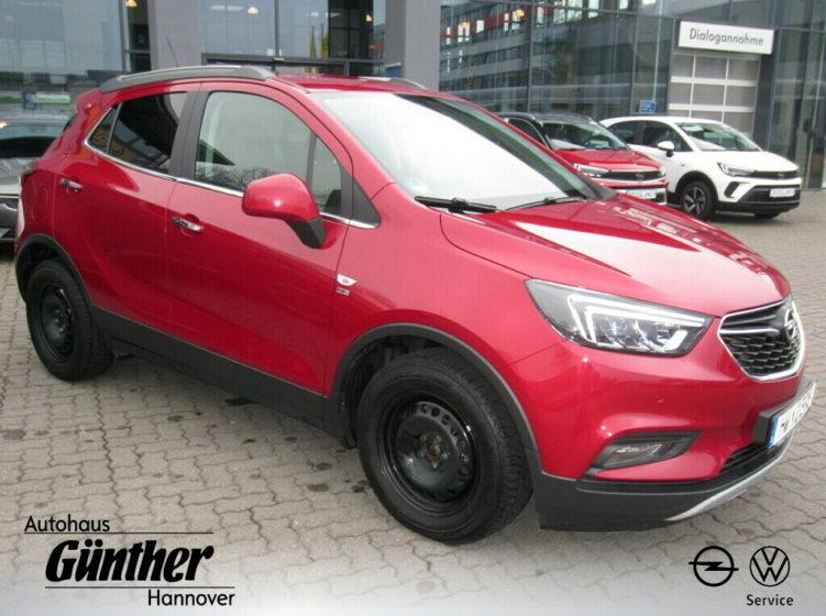 Opel Mokka X 1,4T 120 Jahre >> Sie sparen: 11.475,- €